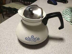 Corning ware teapot