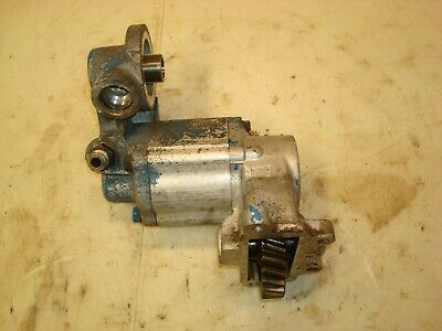 1976 Ford 3600 Tractor Hydraulic Pump