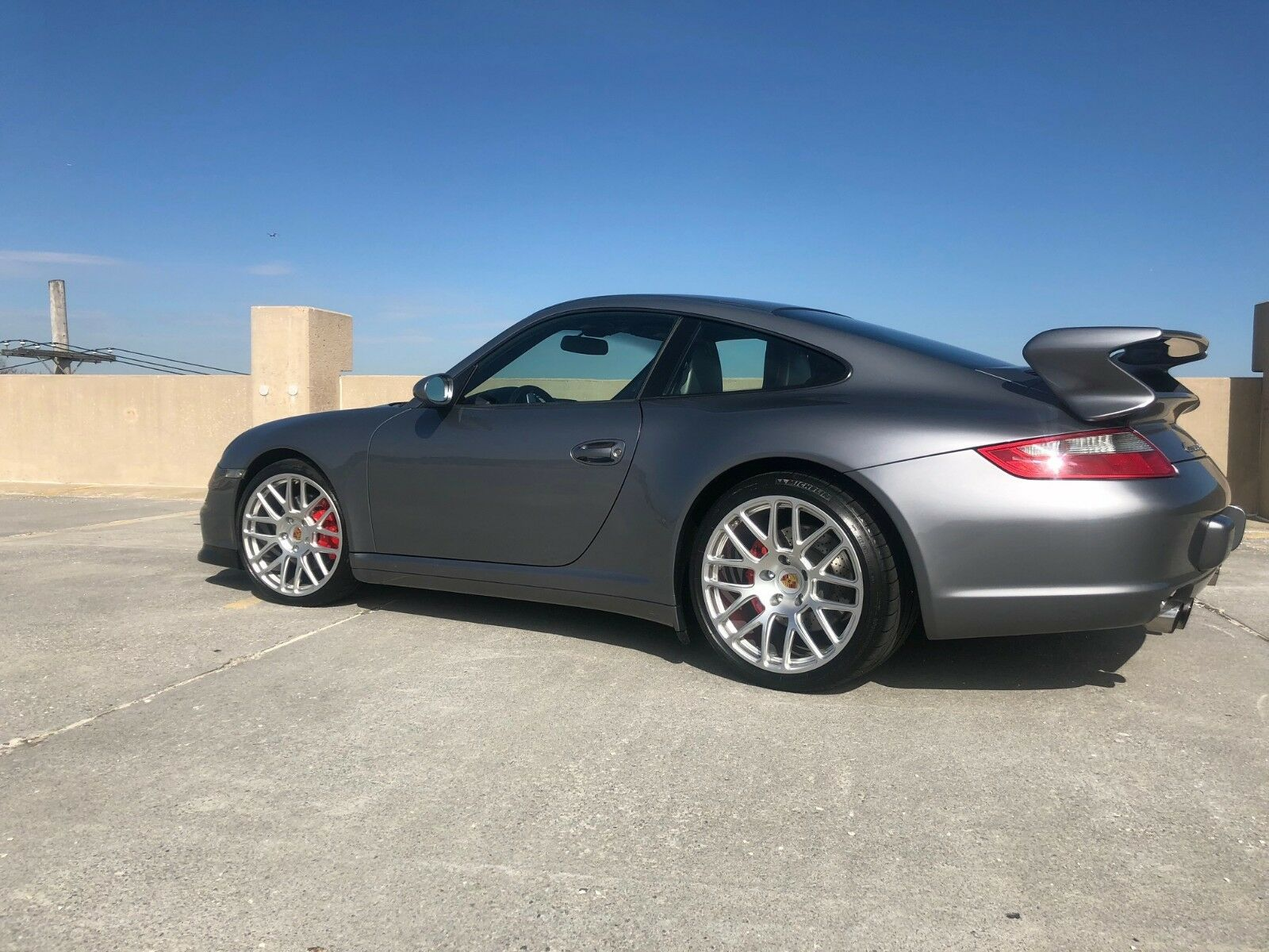 2006 Porsche 911 Carrera 4S with Factory Option GT3 Aero Kit