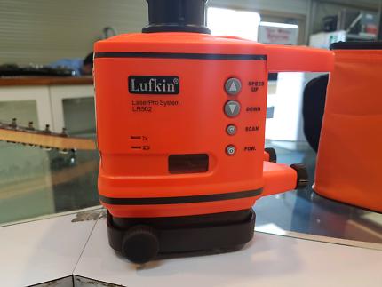 LUFKIN LASER LEVEL LASERPRO SYSTEM LR502