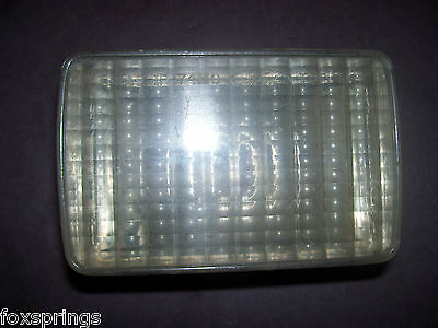 1974 Ford Mustang Parking Light Assembly Clear Left D4ZB-13216-A 74MG  -F311