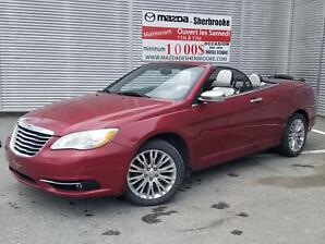 2012 Chrysler 200 Limited Convertible Cuir GPS