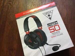 (Brand New) Turtle Beach Gaming Headset for PC, PS4 & MORE!