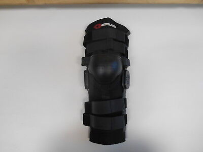 EVS LEFT SIDE ONLY KNEE BRACE PROTECTOR MOTOCROSS RIDING GEAR OFF ROAD DIRTBIKE Off Road Hose Riding Gear