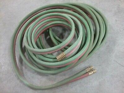 Twin Welding Hose T Grade 38 Id 50ft Oxygen Acetylene Cutting Torch