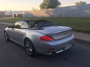 Bmw 645ci Convertible.