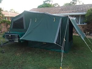 Camper trailer Rothwell Redcliffe Area Preview