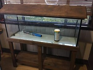 Fish tank 4ft Helidon Lockyer Valley Preview