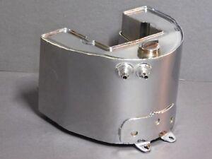 Knucklehead, Panhead  Chrome Oil Tank. 36 - 57 Rigid Frame