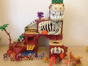 Fisher Price Imaginext Mountain Dinosour play set Cronulla Sutherland Area Preview