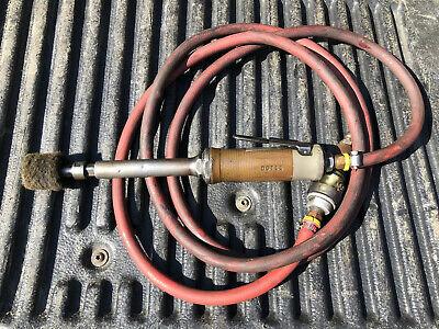 Dotco 12l1101-36 Extended Air Die Grinder Inline 14 Collet 28k Rpm