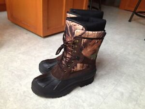 Botte l'hiver Hommes Neuf / Winter Boots Men's Brand New