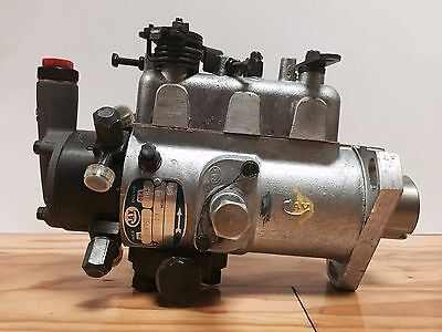 Ford 6600 5600 Tractor W256 Engine Diesel Fuel Injection Pump - New C.a.v.