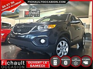 KIA Sorento 2013 LX TRACTION INTEGRALE*** SIEGES CHAUFFANT*** BL