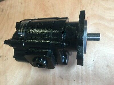 P51 Roll Off Truck Hydraulic Pump Bi-rot 24 Bolt B Mount 2.5 Gear 1-14