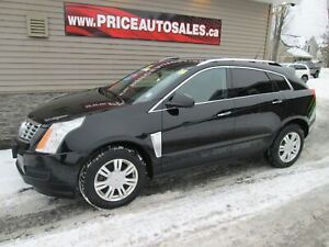2014 Cadillac SRX 4 - HEATED LEATHER - NAV - FULL GLASS ROOF!!!