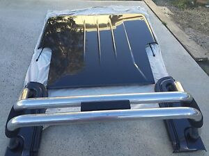 Toyota hilux dual cab hard lid Kurnell Sutherland Area Preview
