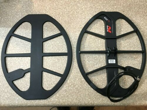 Minelab EQUINOX 15 X 12 Inch Coil Double D Coil with Coil Cover