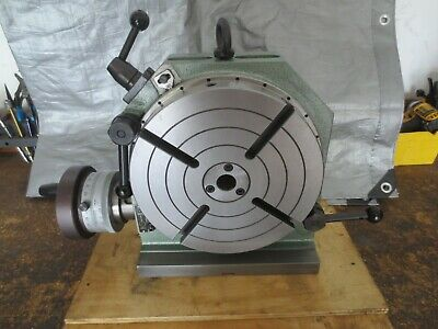 Bison 10 Rotary Table 5859-250 Horizontalvertical