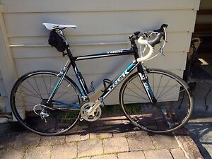 Trek 2.1 road bicycle with accessories West Pymble Ku-ring-gai Area Preview