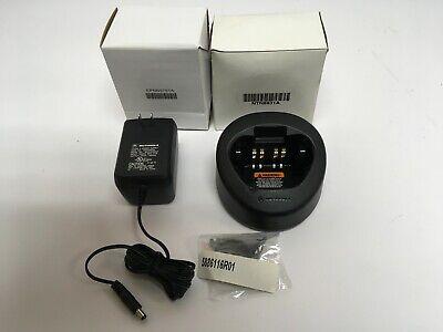 New Motorola Ntn8831a Tri-chem Impres Radio Charger Vhf Xts5000 Xts2500 Xts1500