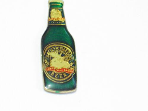 Moosehead Bottle Beer Pin  , Vintage lapel Pin,  (**)