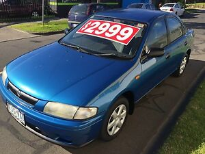 1997 Mazda 323 Sedan Preston Darebin Area Preview