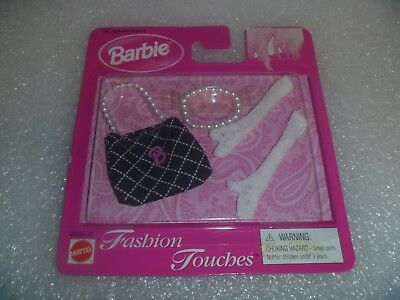 Fashion Touches Accessories For Your Barbie