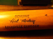 A'S Game Used Bat