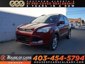 2013 Ford Escape SEL w/ Heated Seats, Panoramic Roof, Bluetooth