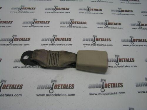 Lexus LS 430 4.3 rear seat belt buckle beige D016001 used 2002