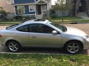2002 Acura RSX 20,200 KM.