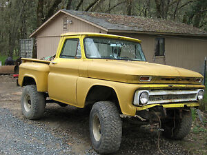 Chevrolet : Other Pickups truck 2 door