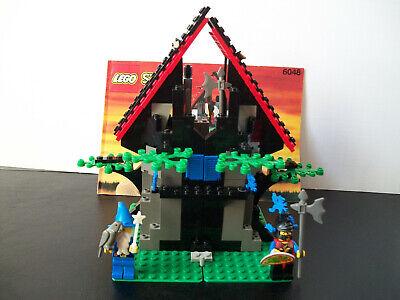 LEGO Castle Dragon Knights Majisto's Magical Workshop (6048)vintage 1993