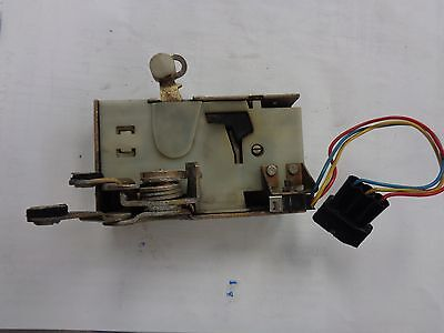 ROLLS ROYCE BENTLEY TURBO R  LEFT REAR DOOR LOCK  HARD TO FIND 1989 - 1997