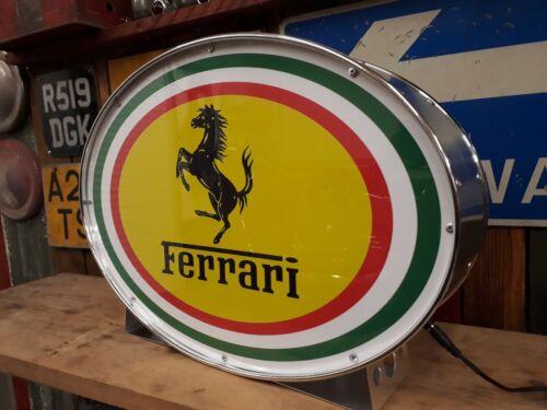 Ferrari,dino,f40,classic,vintage,classic,mancave,lightup,sign,garage,workshop2