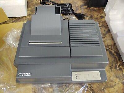 Citizen Dot Matrix Reciept Printer Model Idp562 Brand New In Box