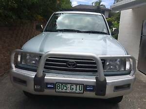 "2001 Toyota LandCruiser Wagon **Dual Fuel LPG"""" Sunnybank Hills Brisbane South West Preview"