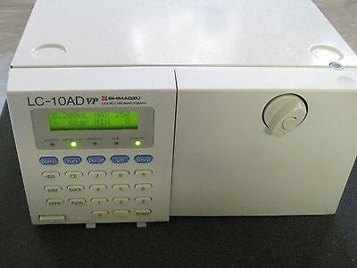 Shimadzu Lc-10advp Pump 4
