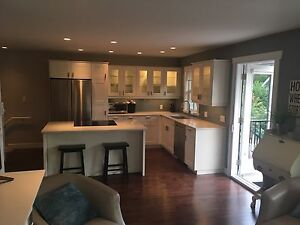 Large 1 bed 1 bath deluxe upper $1950 - Sept 1 or 15