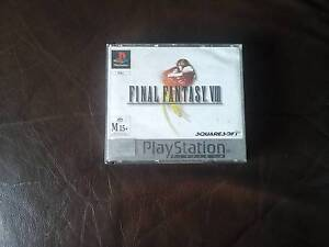 Final Fantasy VIII for Sony Playstation Campsie Canterbury Area Preview
