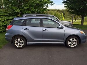 2004 Toyota Matrix  AWD
