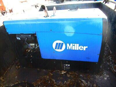Miller Bobcat 250 Weldergenerator