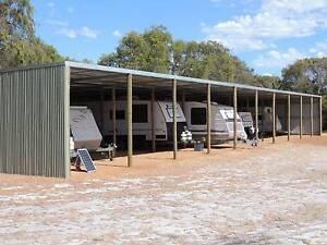 Storage Caravan Undercover Busselton Busselton Area Preview