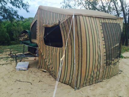 Townsville to brisbane transport for camper trailer. Condon Townsville Surrounds Preview