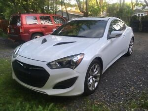2014 Hyundai Genesis.  Asking $12,500 Open