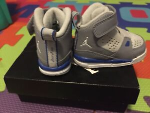Baby Jordan shoes size 3