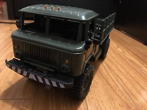 Russian military rc truck
