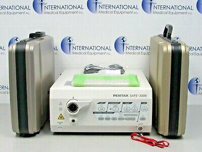 Pentax Safe-3000 Autofluorescence Bronchoscopy Processor
