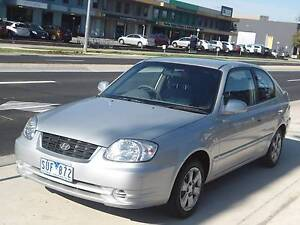 2004 Hyundai Accent Hatchback Footscray Maribyrnong Area Preview